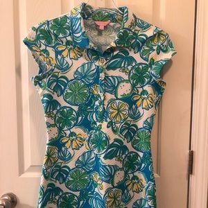 Lily Pulitzer Size Large Dress